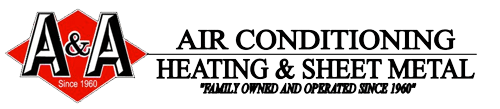 A & A Air Conditioning Heating & Sheet Metal